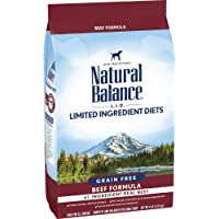 Natural Balance Limited Ingredient Protein