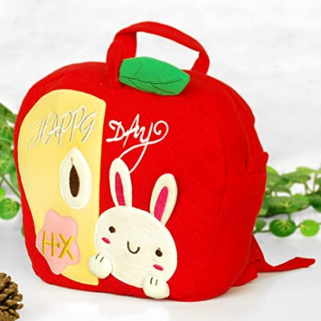 Lucky Dog 9.28.82.3 Embroidered Applique Kids Backpack Outdoor Backpack