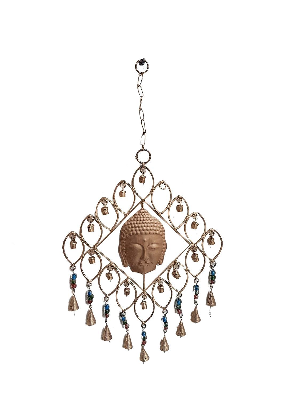 Amazon.com: Shrinath Handicrafts – Buda de hierro para ...