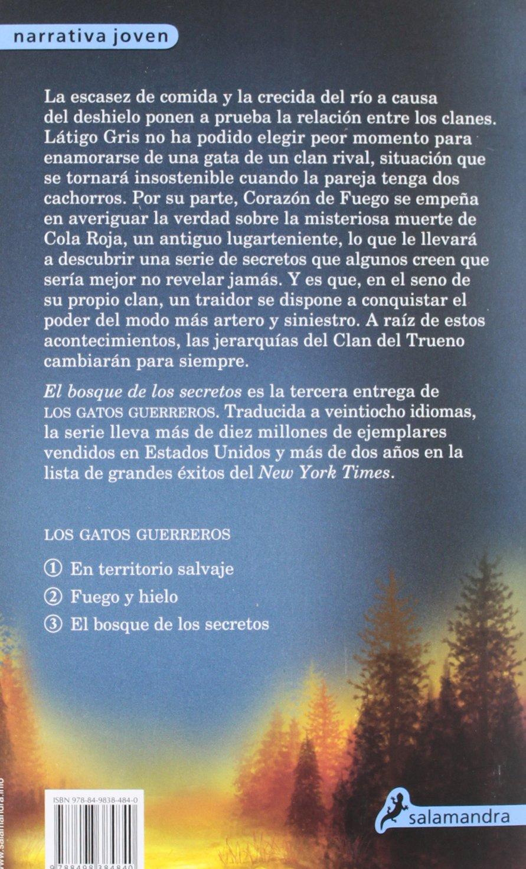 El bosque de los secretos Los Gatos Guerreros | Los Cuatro Clanes ...