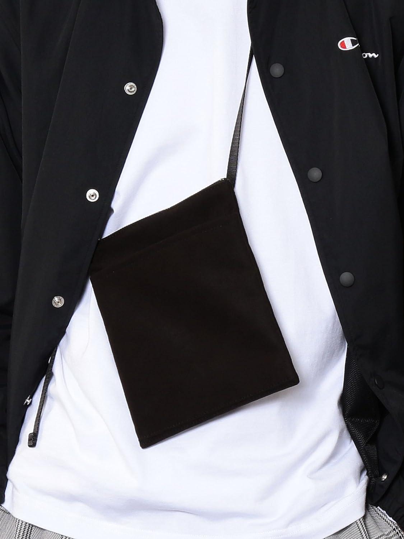 (ビューティ&ユース ユナイテッドアローズ) BEAUTY&YOUTH UNITED ARROWS BY ライトファブリック ミニショルダーバッグ 14326994736 B077NV5L8G BLACK(09) BLACK(09)