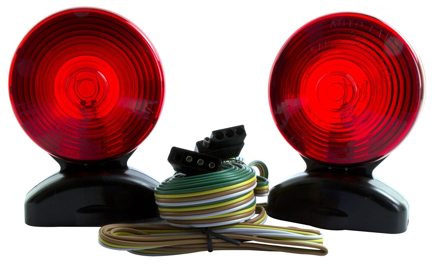 LifeSupplyUSA LED Volt Magnetic Towing Trailer Tow Light Tail Light Haul Kit Complete Set Auto, Boat, RV, Trailer, etc. by LifeSupplyUSA
