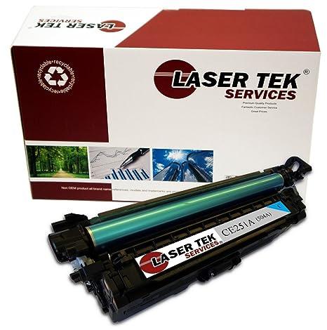 Amazon.com: Laser Tek servicios 504 A cartucho de tóner de ...