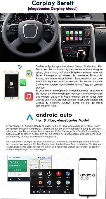 Android 10 Octa Core 4gb 64gb Carplay Android Car Elektronik