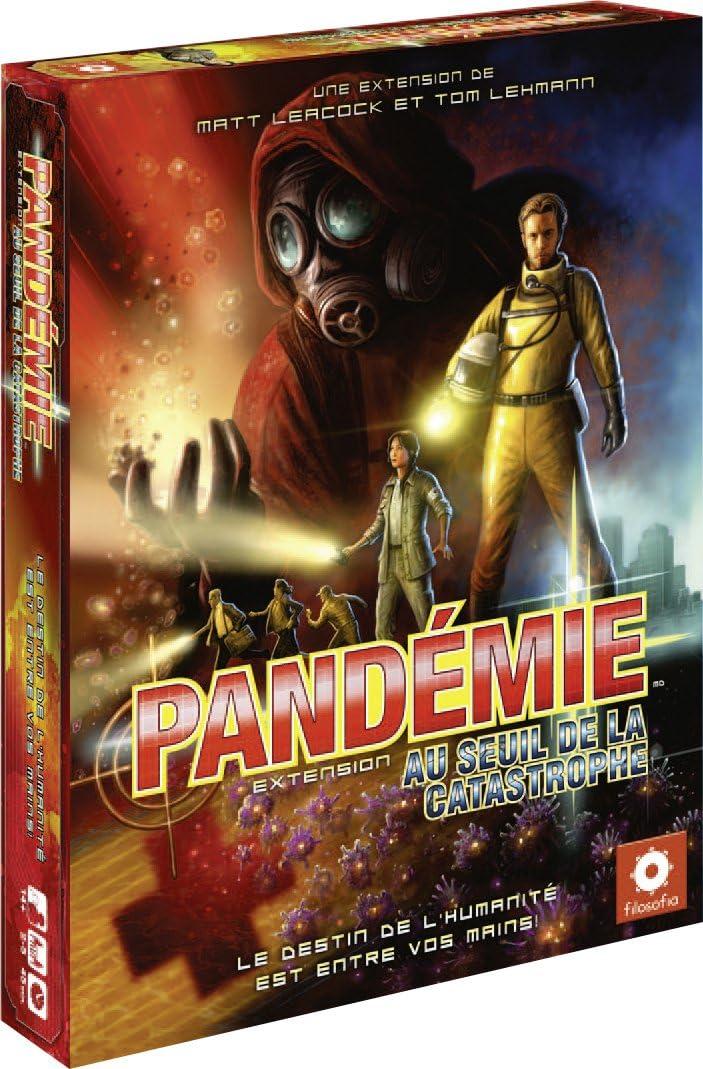 Asmodée - Juego de Mesa, de 2 a 5 Jugadores (PAN02N): Amazon.es: Juguetes y juegos