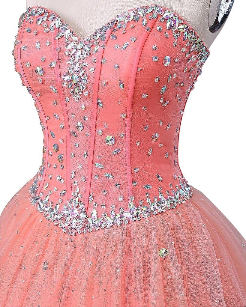 Beautyprom - Vestido - para mujer: Amazon.es: Ropa y accesorios