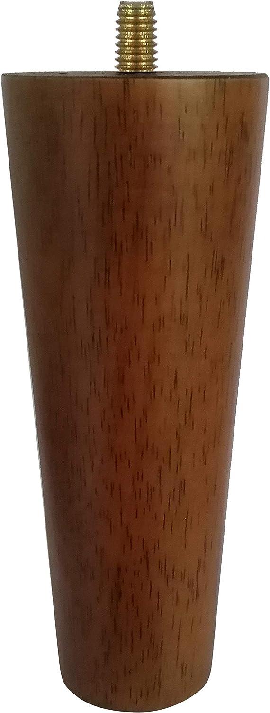 Btibpse Oak Wood Sofa Legs 6