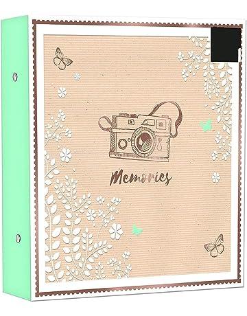 Amazon.es: Álbumes de fotos - Regalos para recién nacidos: Bebé