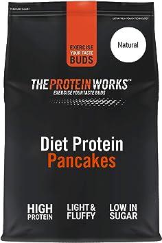 Mix Pancake Proteico Dietético | Alto en Proteínas, Snack ...