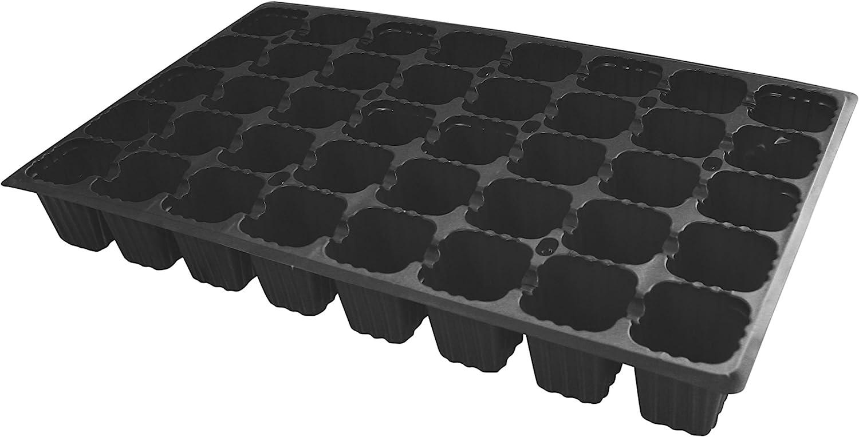 Flower 90064 - Bandejas semilleros,  40 cavidades