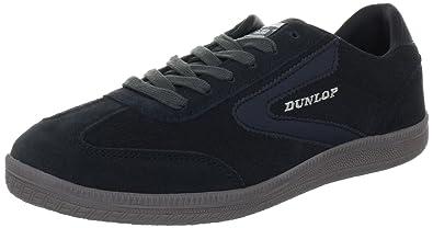 Dunlop Clay Court 510145002-40, Baskets mode mixte adultebleu (marine), 40 EU