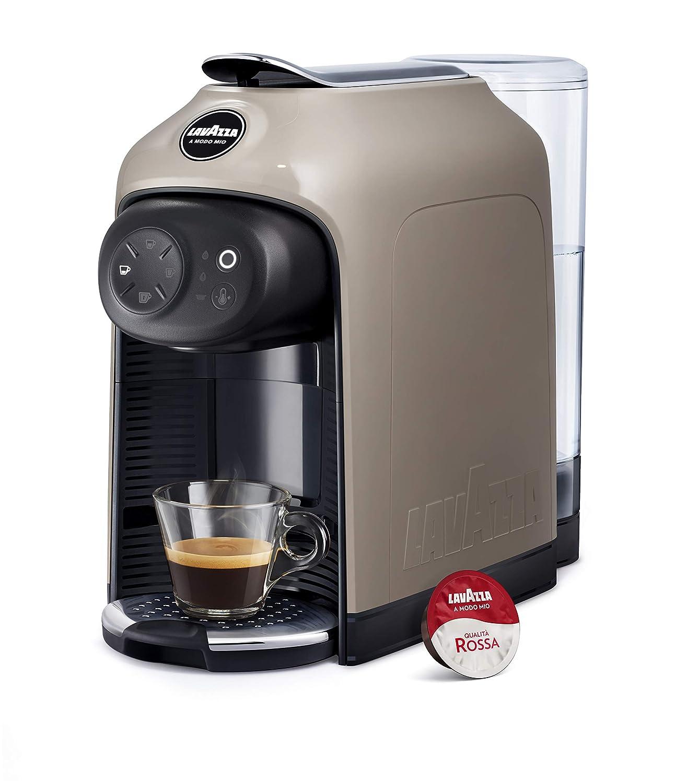 Lavazza A Modo MI 18000277 Máquina de café, 1500 W, 1.1 L, acrylonitrile butadieno Styrene (ABS), color negro: Amazon.es: Hogar