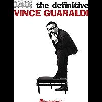 The Definitive Vince Guaraldi: Artist Transcriptions for Piano book cover