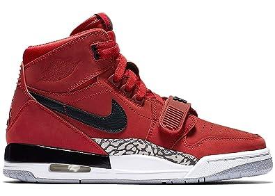online store 744ce 46148 Air Jordan Legacy 312 Varsity Red Black-White (GS) (3.5 M