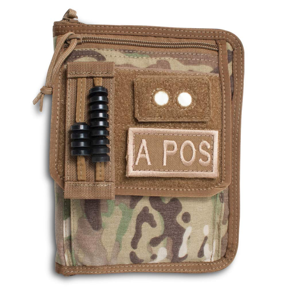 Tactical Notebook Covers Field Memo Book Multicam by Tactical Notebook Covers