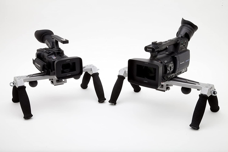 Quad Pod Multi Camera Support System