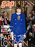 2019 S/S gap PRESS vol.145 PARIS / LONDON (gap PRESS Collections)