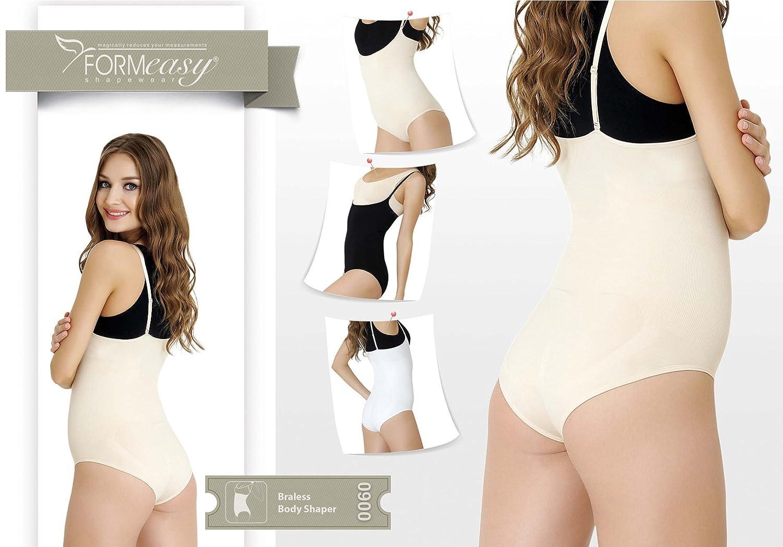 541d579419 Formeasy Shapewear Damen Body stark formend