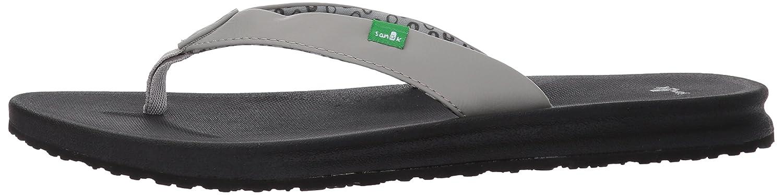 Sanuk Yoga Damens's Yoga Sanuk Mat Wander Flip-Flop Kiesfarben e6048b