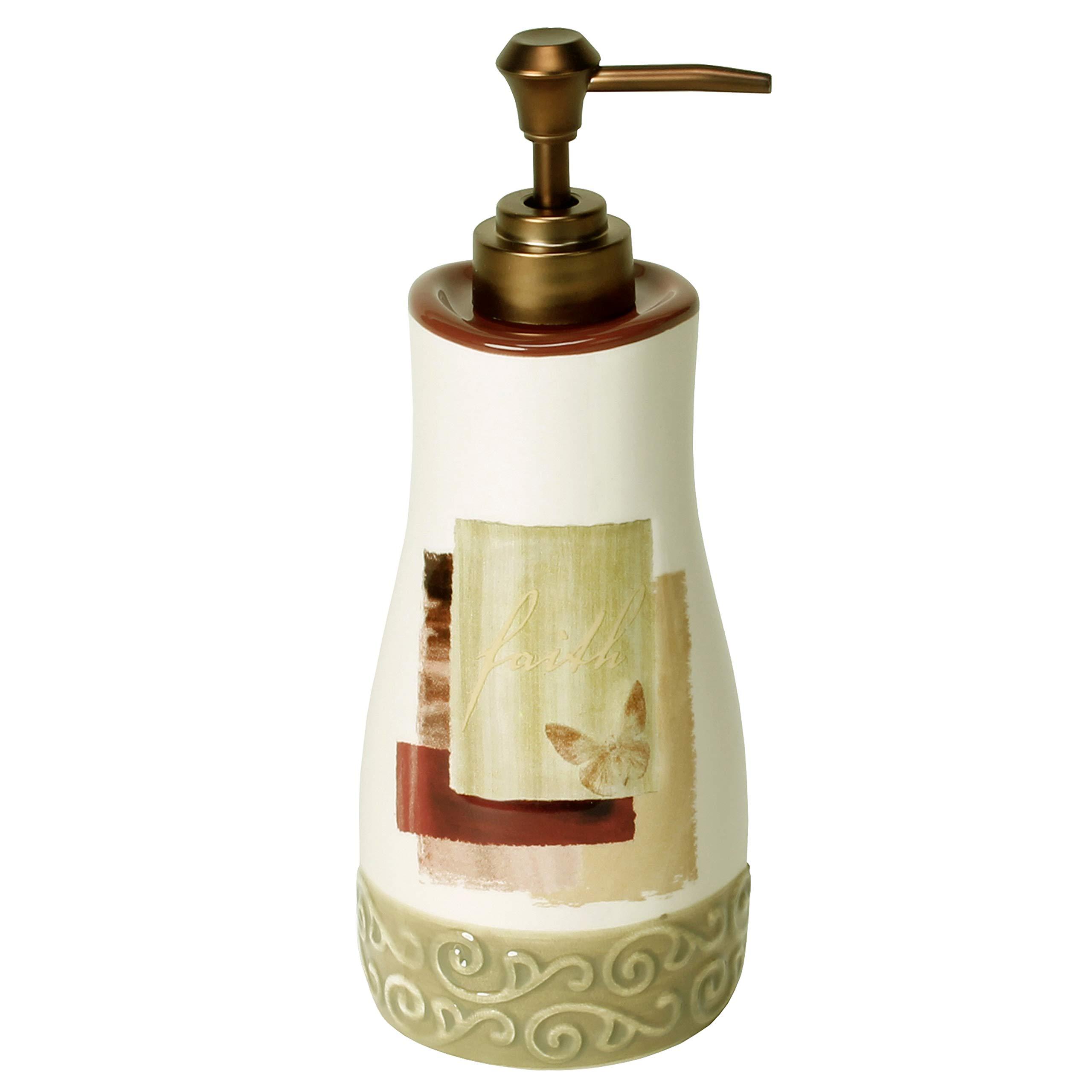 Saturday Knight Inspire Stoneware Lotion Dispenser