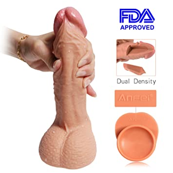 G-spot suction cup dildo