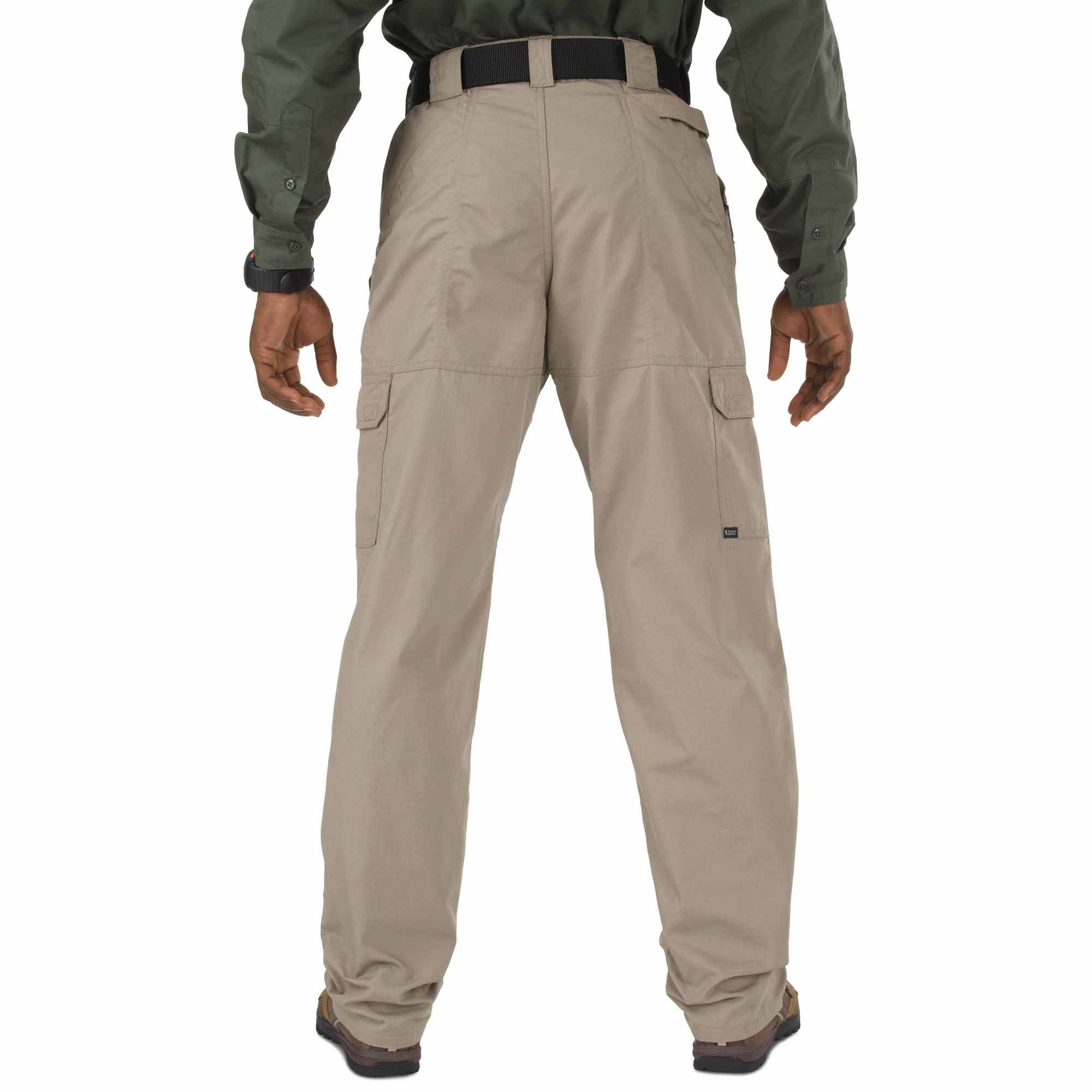 5.11 Men's TACLITE Pro Tactical Pants, Style 74273, Stone, 32Wx34L by 5.11 (Image #3)