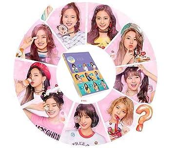 What is Love Music KPOP [B Ver ] TWICE 5th Mini Album CD +