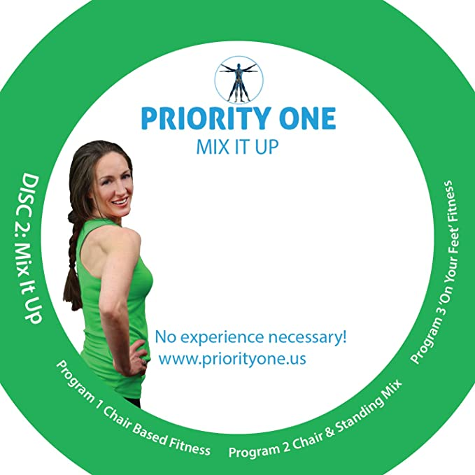 Amazon.com: Priority One Mix It Up - Ejercicios de mesa ...