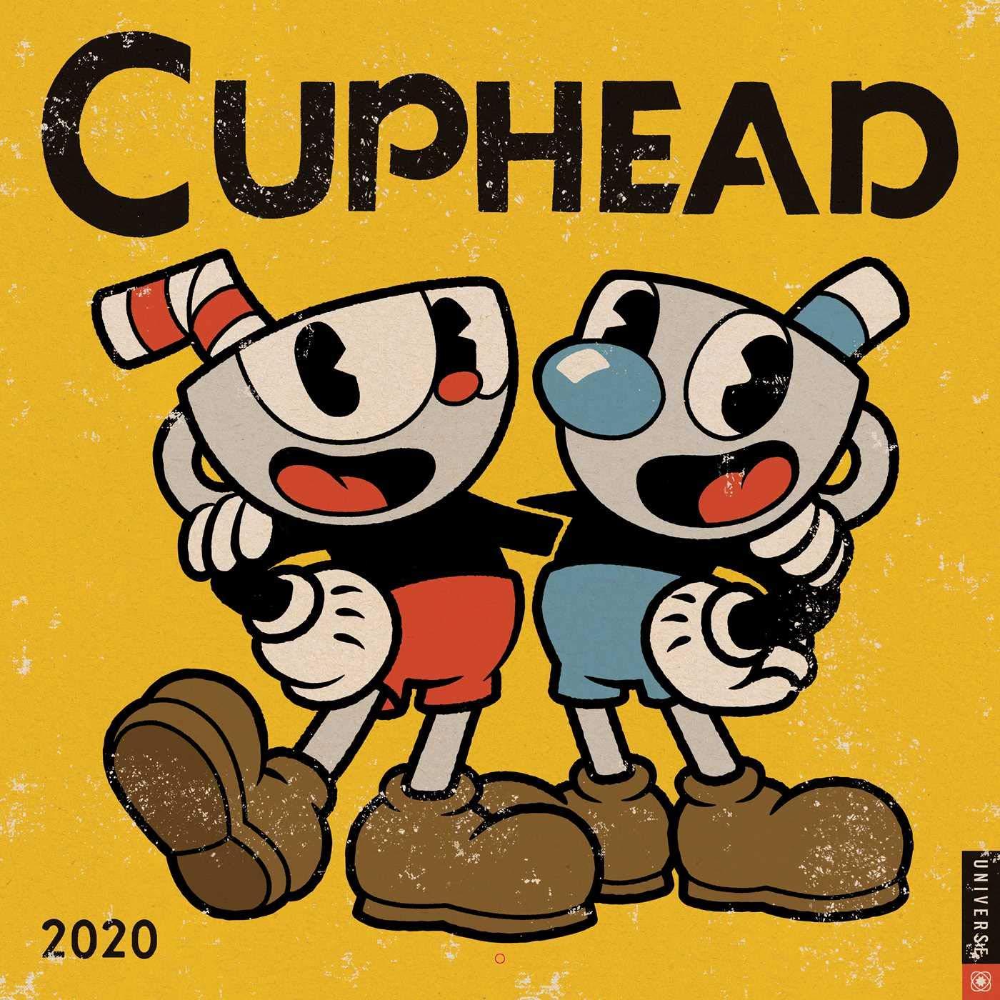 Amazon | Cuphead 2020 Wall Cal...