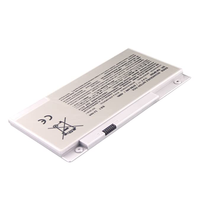 Amazon.com: Batterymarket 3500mAh Li-Polymer Laptop Battery Pack VGP-BPS33 For Sony Vaio SVT-14 SVT-15 T15 Series Ultrabook Vaio SVT15115CXS SVT15113CDS ...