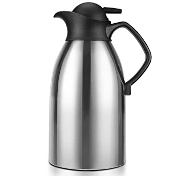 ENLOY 68 Oz Thermal Coffee Carafe