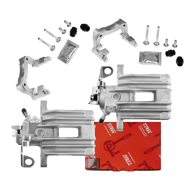 TRW Bremssael 2x TRW Bremssael Holder 2x Rear Axle Left Right VARIOUS