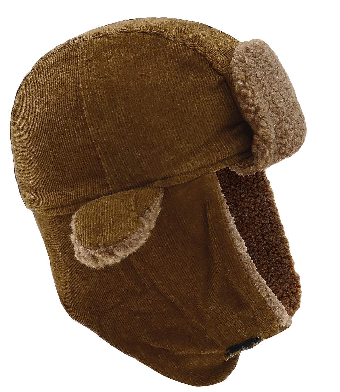 EveryHead - Cappello aviatore - Tinta unita - Uomo FI-45178