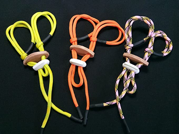 New Avalon Archery Braided Paracord Bow Sling Easy Length Adjustment Compound