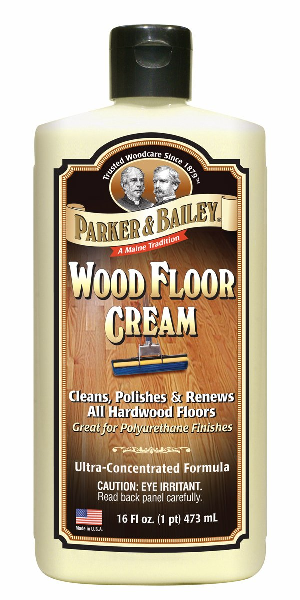 Parker & Bailey Wood Floor Cream 16oz