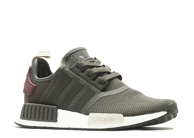 c121b81206c28 Adidas Originals Men s Primeknit NMD R1 Running Shoes (Black)  ADIDAS   Amazon.ca  Shoes   Handbags