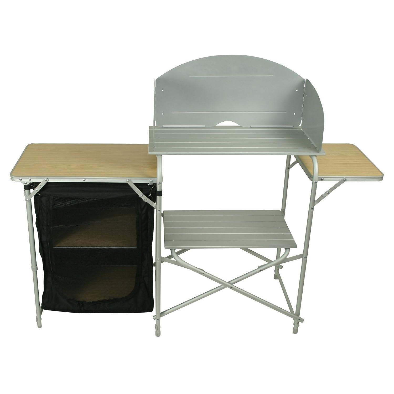 10t Kitchenette Camping Kitchen 3 Storage Boxes Wind  # Muebles Para Kichinet