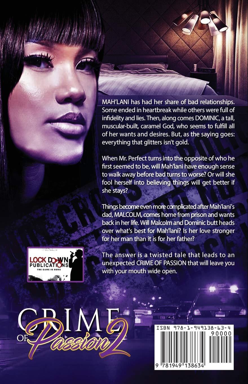 Amazon com: Crime of Passion 2: Death Is Inevitable (9781949138634