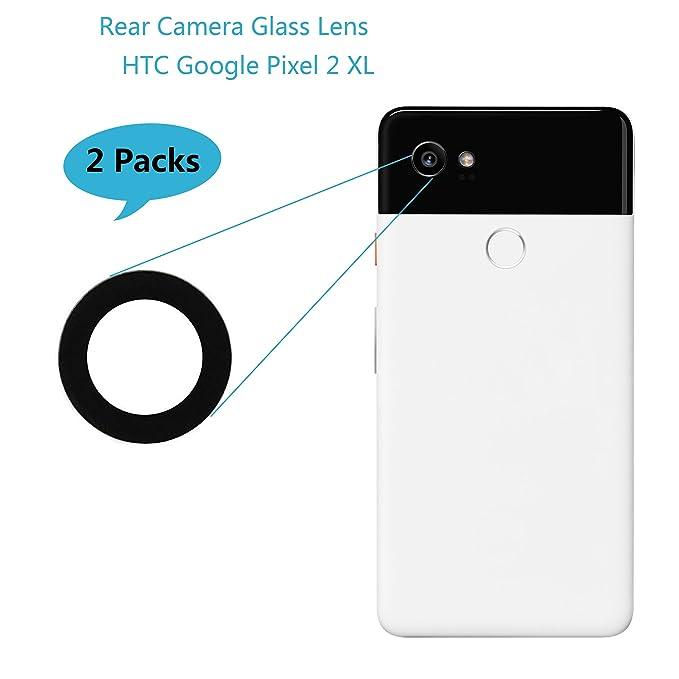 para Google Pixel 2/Pixel 2 XL cámara de Carcasa Trasera de ...