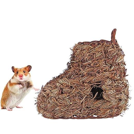 Ntribut Hierba Natural Pequeñas Mascotas Juguetes para Animales ...