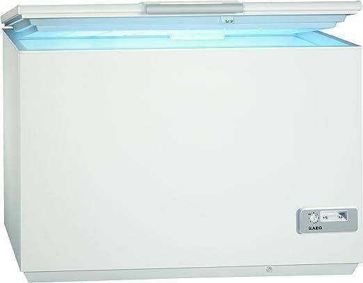AEG A92300HLW0 Chest Freestanding White A+++ 223L - Congelador ...