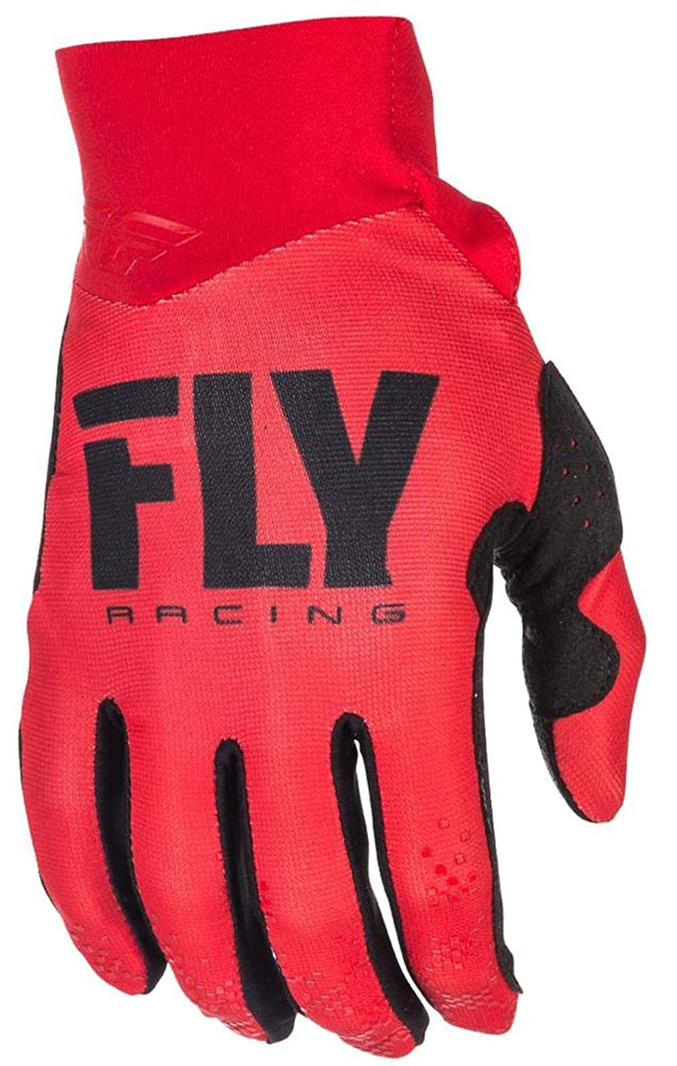 Fly Racing Mens Pro Lite Gloves Red Size 7 371-81207