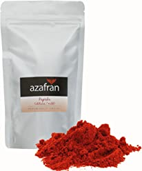 Azafran Paprika edelsüß gemahlen ungarisch - Delikatess Paprika Pulver 250g