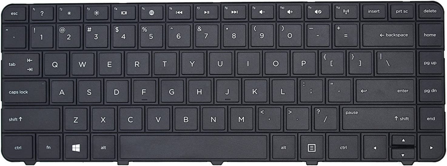 NEW US keyboard For HP Compaq Presario CQ43-402AU CQ43-402LA CQ43-403AU