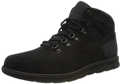Timberland Men's Bradstreet Hiker High top Sneakers: Amazon