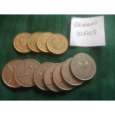 The Great British Coin Hunt Bahrain Münzen Naher Osten Arabische