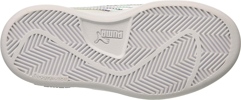 PUMA Kids Smash V2 Mermaid V Ps Sneaker