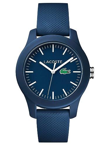 Lacoste 2000955 Lacoste.12.12 Lady - Reloj analógico de pulsera para mujer: Lacoste: Amazon.es: Relojes