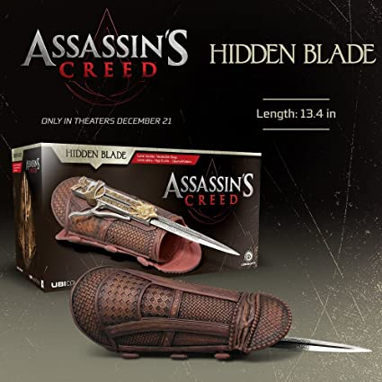 Novelty & Special Use 2019 For Ac 4 Black Flag Cosplay Weapons Edward Gauntlet With Hidden Blade Secrete Action Figure Model Toy With Box