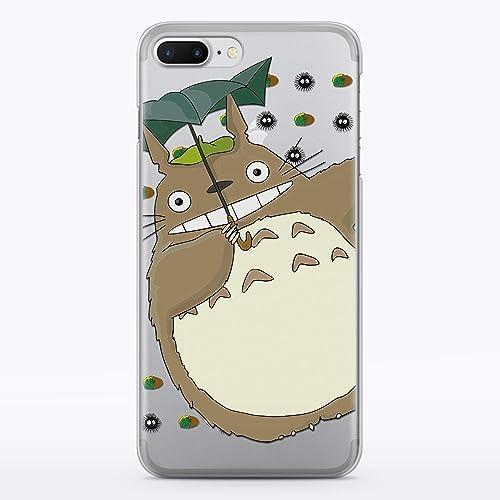 the latest cb32a 0cec7 Amazon.com: Totoro iPhone Case My Neighbor Totoro Studio Ghibli ...